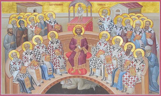First Ecumenical Council of Nicea (325 A.D.)